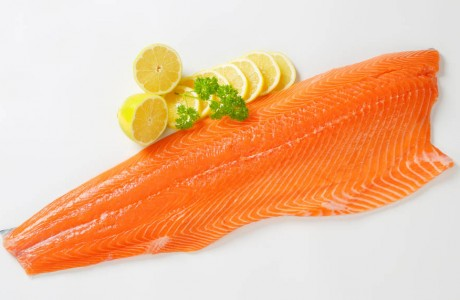 New Shah Impex Products | Seafood | Salmon