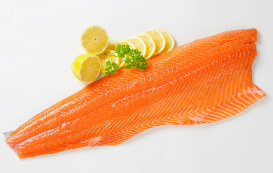 New Shah Implex Products | Seafood | Salmon